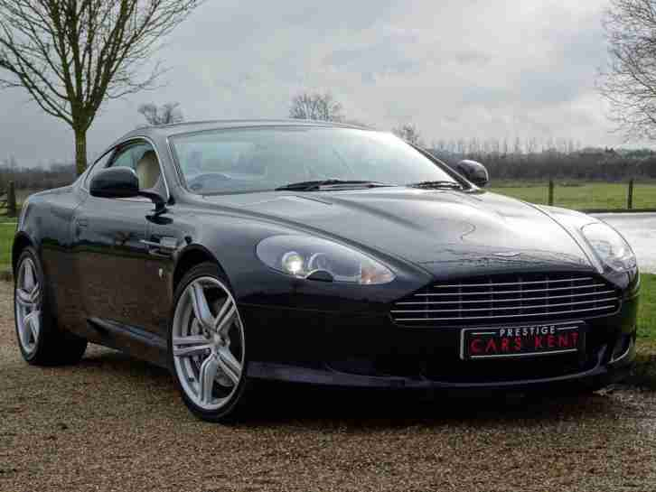 2010 DB9 V12 2dr Touchtronic