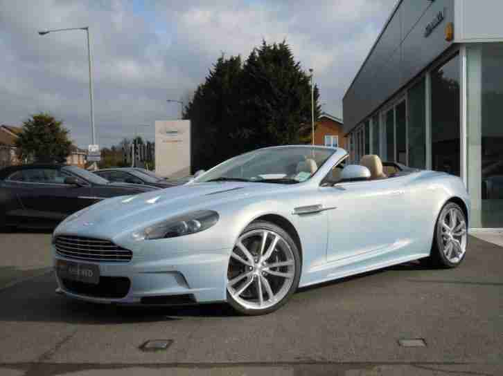 aston martin 2010 dbs v12 2dr volante touchtronic automatic petrol. Black Bedroom Furniture Sets. Home Design Ideas