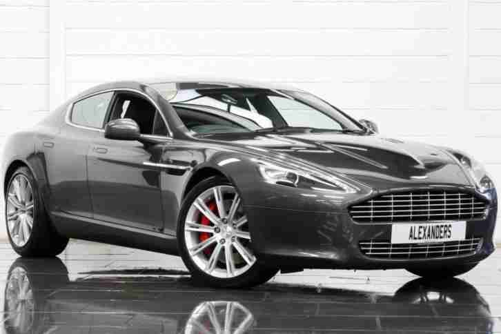 2010 Rapide 5.9 V12 Touchtronic