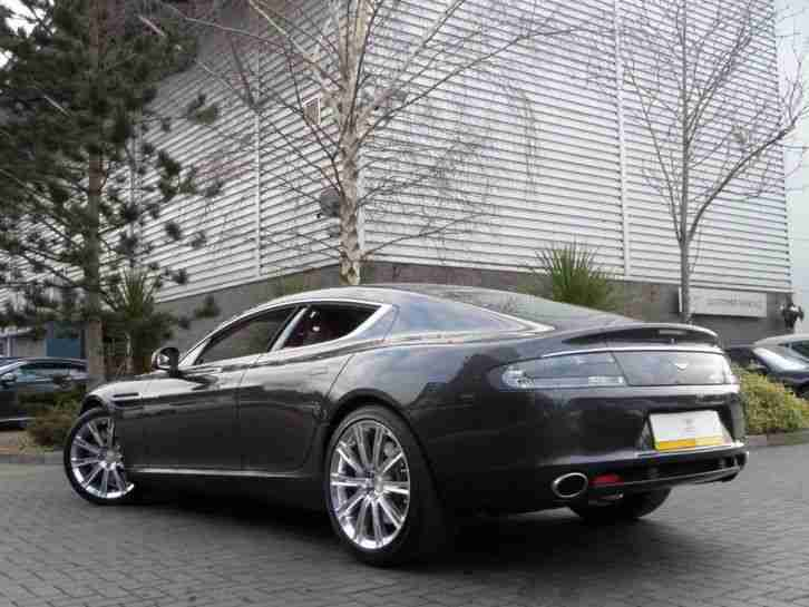 2010 Aston Martin Rapide Rapide Luxe V12 2010 60 Petrol Automatic
