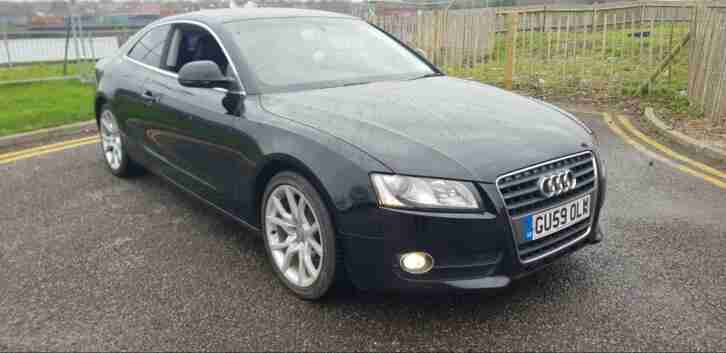 2010 A5 2.0 TFSI Sport 2dr Coupe Petrol