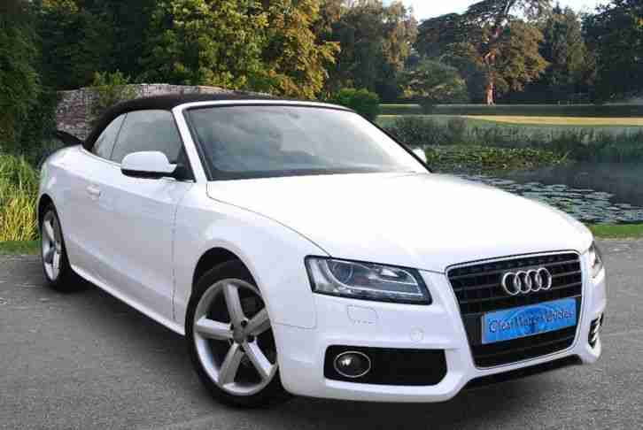 Audi 2010 a5 2 0tdi s line 2dr car for sale - White audi a5 coupe for sale ...