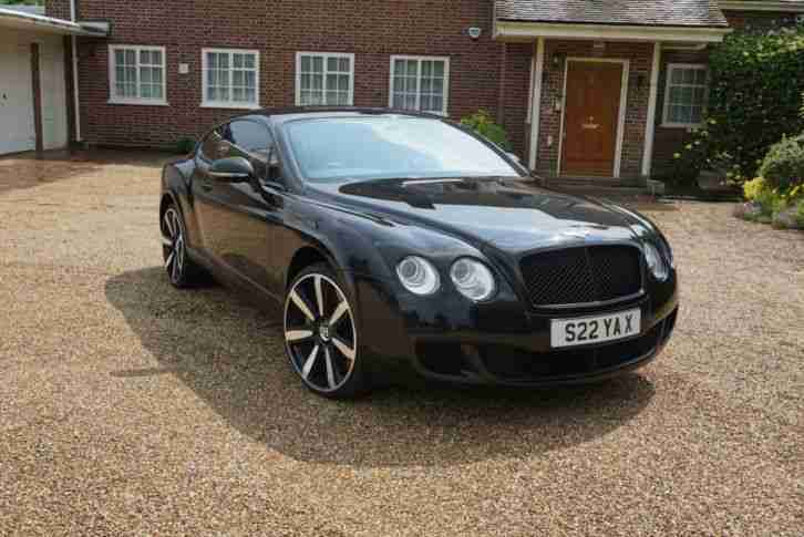 2010 BENTLEY CONTINENTAL GT SPEED FULLY LOADED **Cheapest 60 Reg in the country*