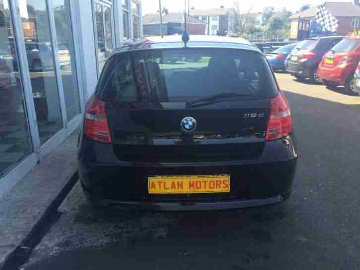 2010 BMW 1 Series 2.0 118d SE 3dr