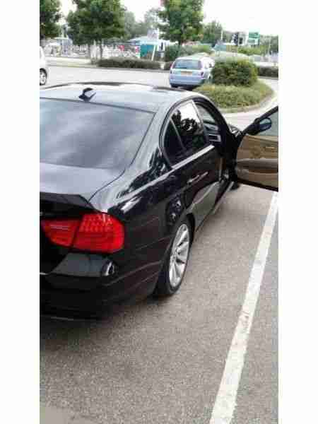 2010 BMW 320D Efficient Dynamics Black Fully Loaded Spec Must See Low Mileage