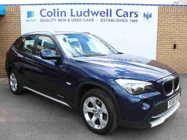 2010 BMW X1 XDRIVE20D SE | Full BMW Service History | One Previous Owner | Full