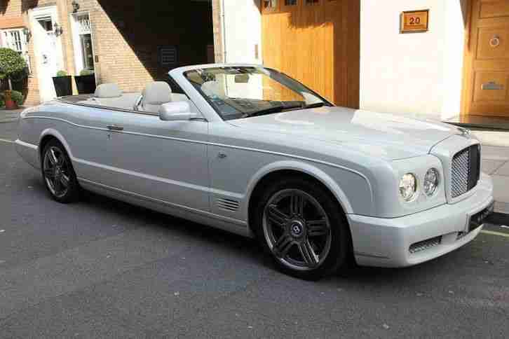 bentley 2010 azure t v8 petrol semi automatic car for sale
