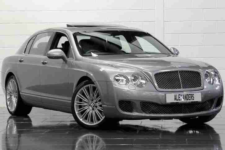 2010 Continental Flying Spur Speed