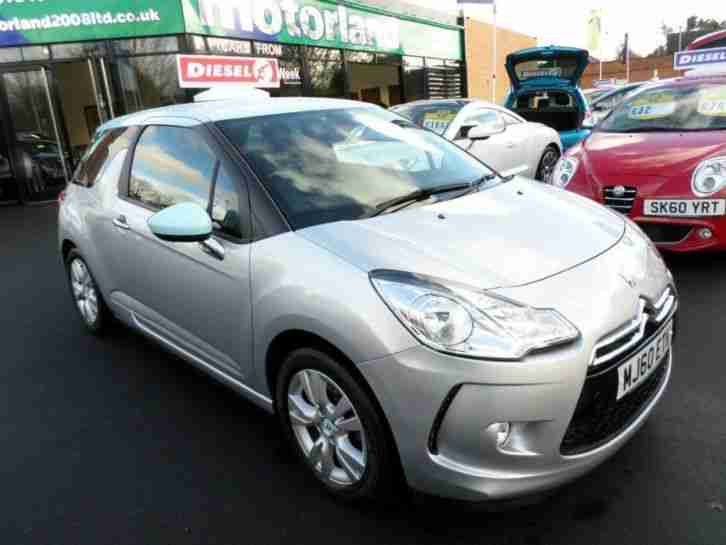 2010 DS DS3 1.6 HDI