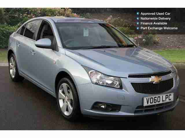 Chevrolet Cruze. Other car from United Kingdom