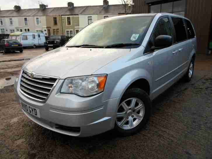 2010 Chrysler Grand Voyager 2.8CRD auto LX