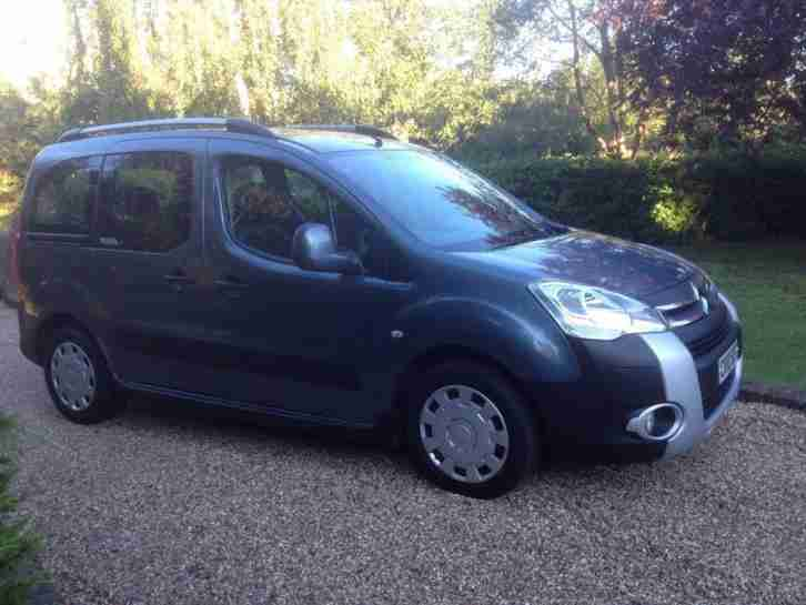2010 Berlingo Multispace 1.6 HDi XTR