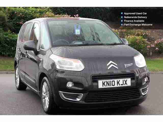 citroen 2010 c3 picasso 1 4 vti 16v vtr 5dr petrol estate car for sale. Black Bedroom Furniture Sets. Home Design Ideas