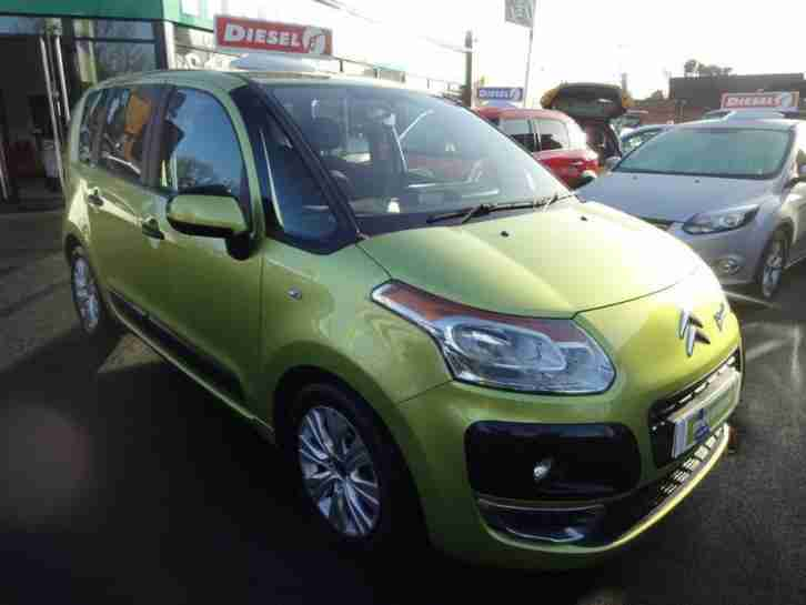 2010 C3 Picasso 1.6 HDi Airdream 8v +