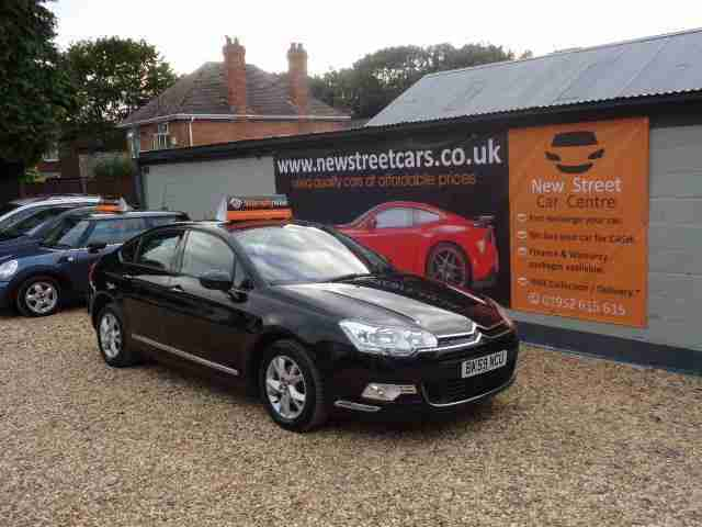 2010 Citroen C5 1.6HDi VTR+ NAV Diesel Manual Only 71K Miles