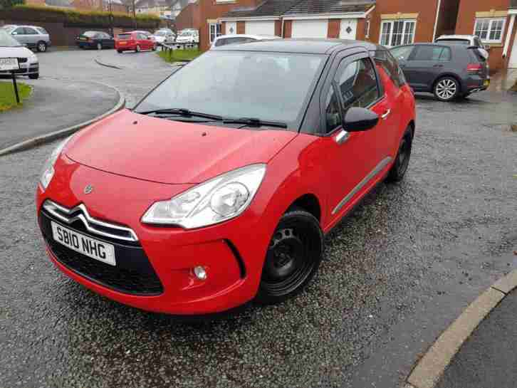 2010 DS3 1.4VTi ( 95bhp ) DESign ONLY