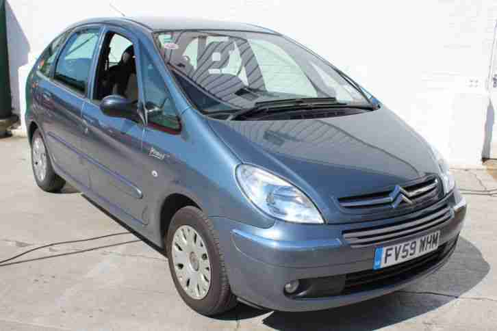 citroen 2010 xsara picasso desire 16v petrol grey manual. Black Bedroom Furniture Sets. Home Design Ideas