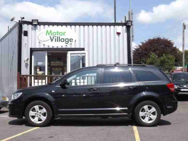 2010 Dodge Journey 2.0 CRD SXT 5 door MPV