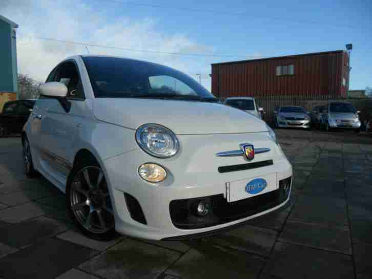 Fiat 2010 500 1 4 T Jet 135 Abarth Only 45k Fsh Car For Sale