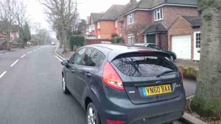 Ford Fiesta Ford Car From United Kingdom