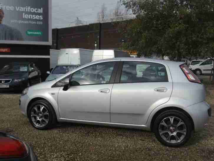 2010 Fiat Punto Evo 1.4 GP 5dr 5 door Hatchback