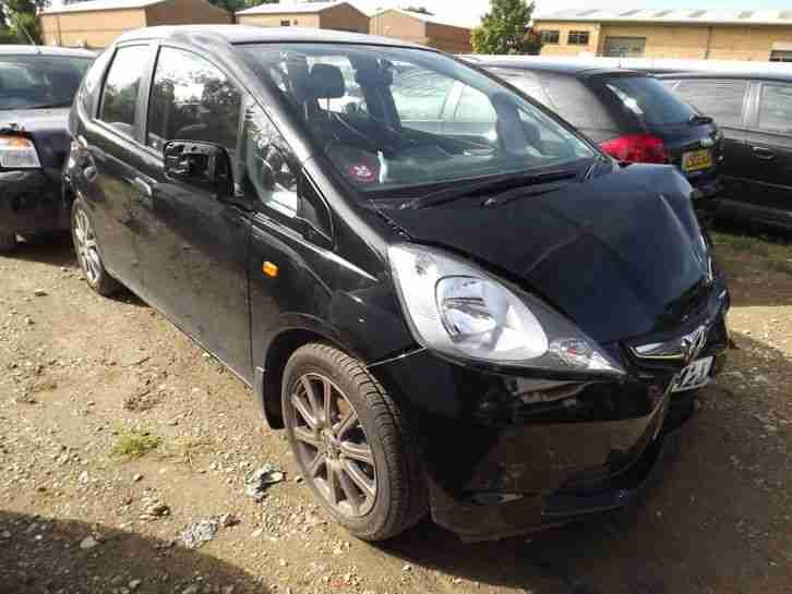 Honda 2010 Jazz I Vtec Si Damaged Repairable Salvage Car For Sale