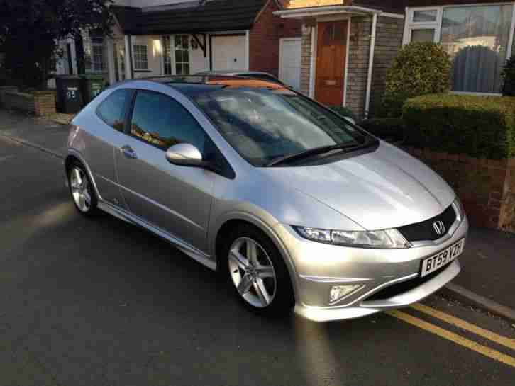Honda Civic. Honda Car From United Kingdom