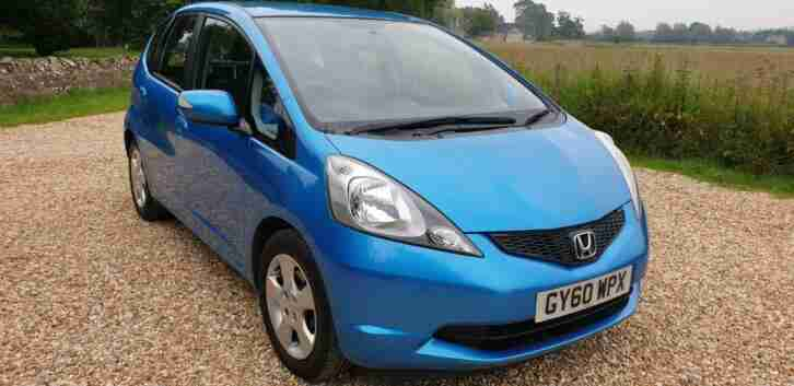 Honda Jazz. Honda car from United Kingdom