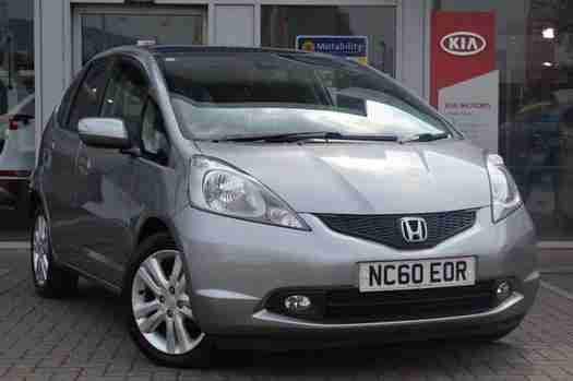 2010 Jazz 1.4 i VTEC EX 5 door Petrol