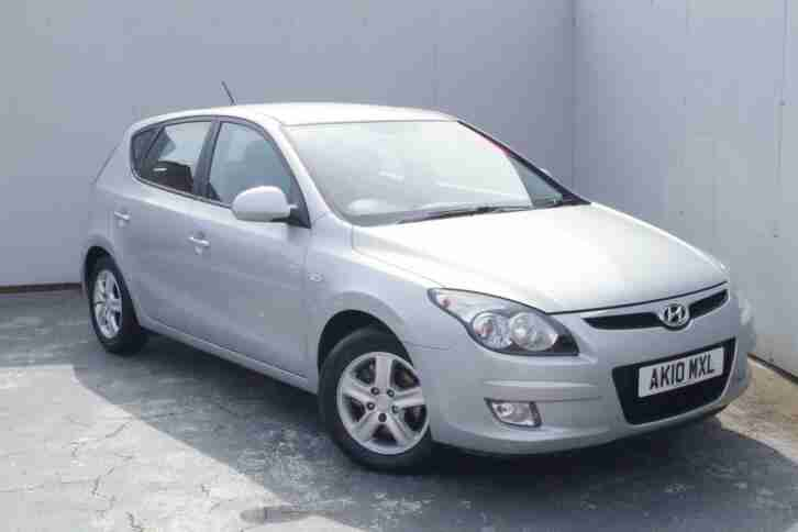 Hyundai I30. Hyundai car from United Kingdom