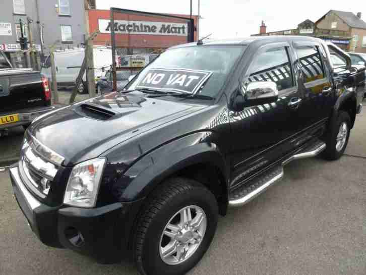 2010 Isuzu Rodeo 3.0CRD Denver Max Plus Pickup