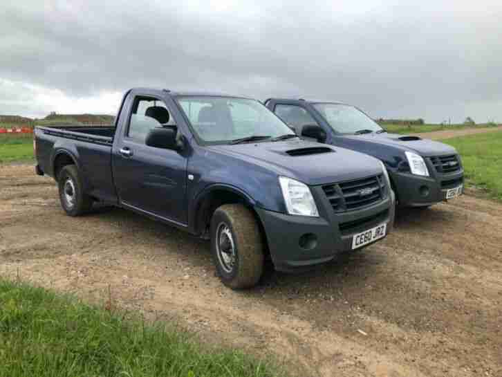 2010 Isuzu TF Rodeo Denver 2.5 TD S C single cab
