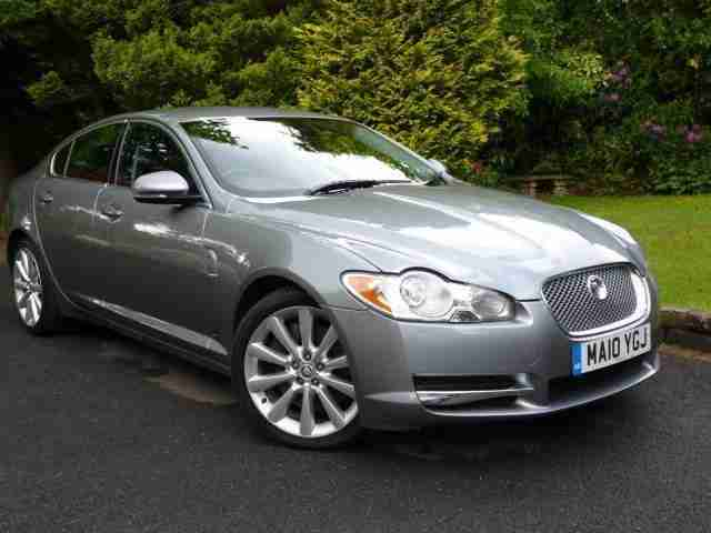 2010 XF 3.0d V6 S Luxury 4dr Auto
