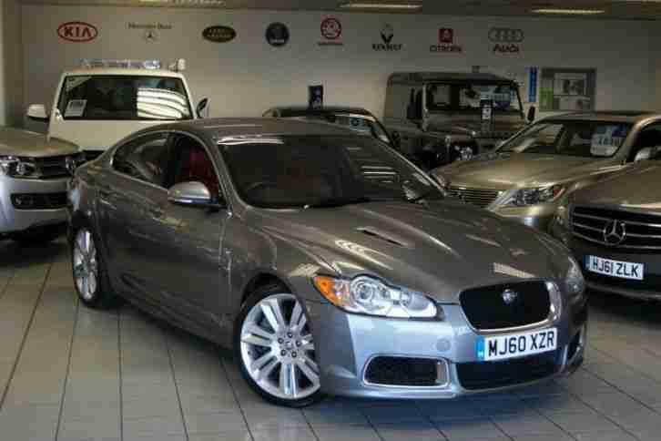 Jaguar XFR. Jaguar Car From United Kingdom