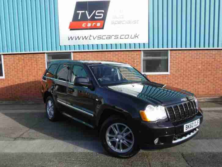2010 JEEP GRAND CHEROKEE 3.0 CRD S Limited Auto 4x4, Sat Nav, R Camera