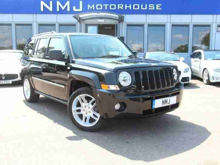 Jeep 2010 Patriot 22 Crd Overland 5dr Manual 4x4 Car For Sale