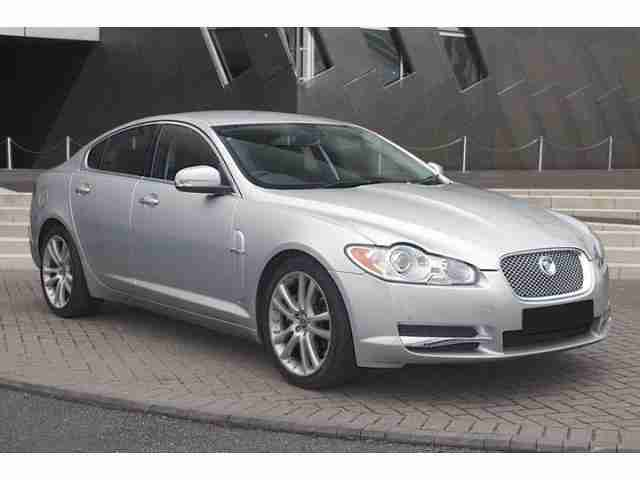 Jaguar 2010 Xf 3 0 V6 Diesel S Premium Luxury 4dr Car For