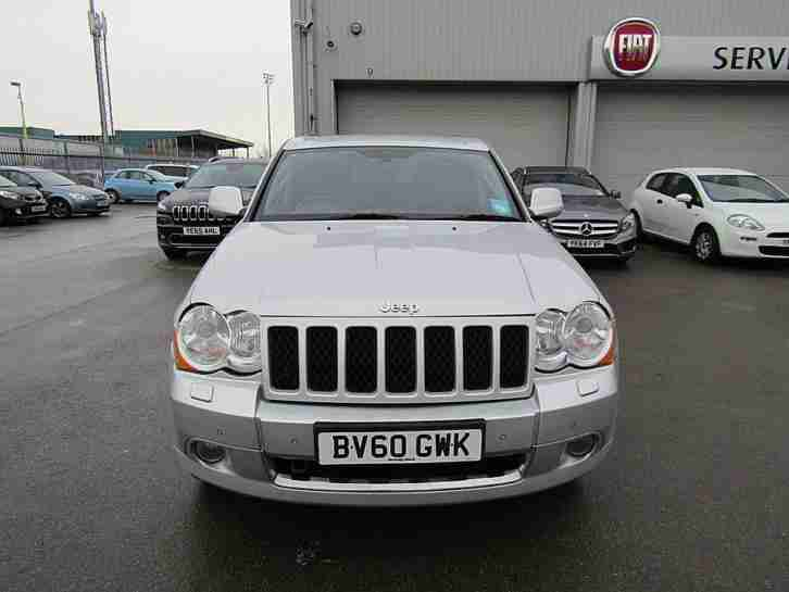 2010 Jeep Grand Cherokee 3.0 CRD V6 S Limited Station Wagon 5dr