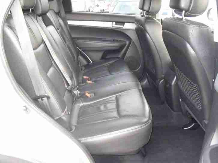 2010 KIA SORENTO 2.2 CRDi KX 2 LEATHER 7 SEAT