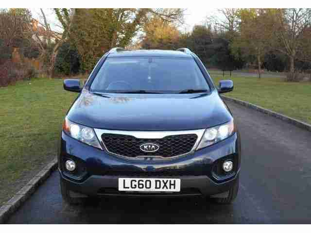 Kia Sorento. Kia car from United Kingdom