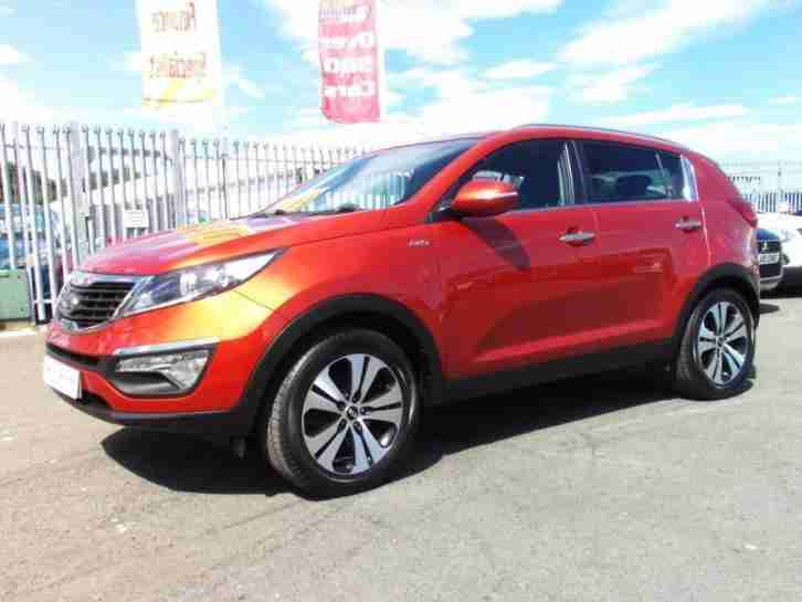 2010 Sportage 2.0 First Edition AWD 5dr