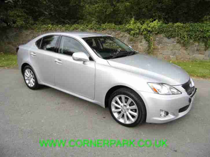 lexus 2010 is 220 d se saloon diesel car for sale. Black Bedroom Furniture Sets. Home Design Ideas