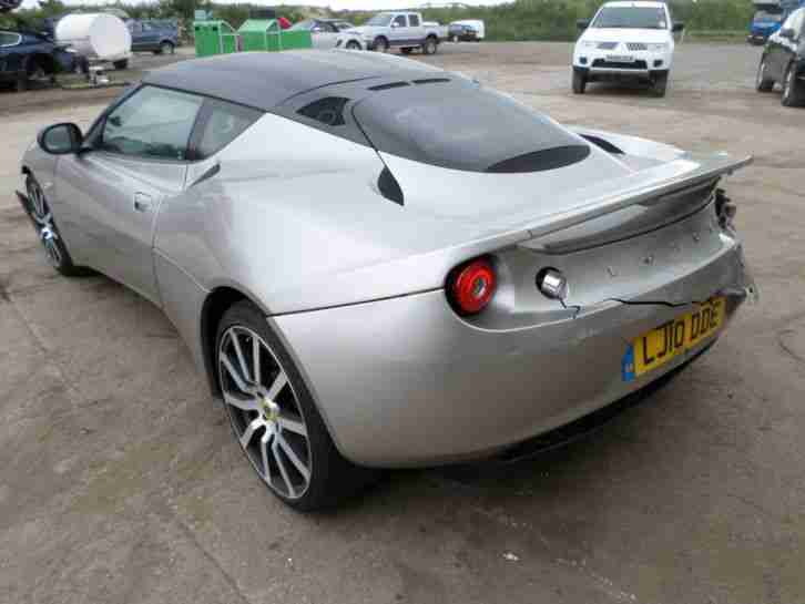 2010 EVORA 3.5 V6 276HP CATEGORY D