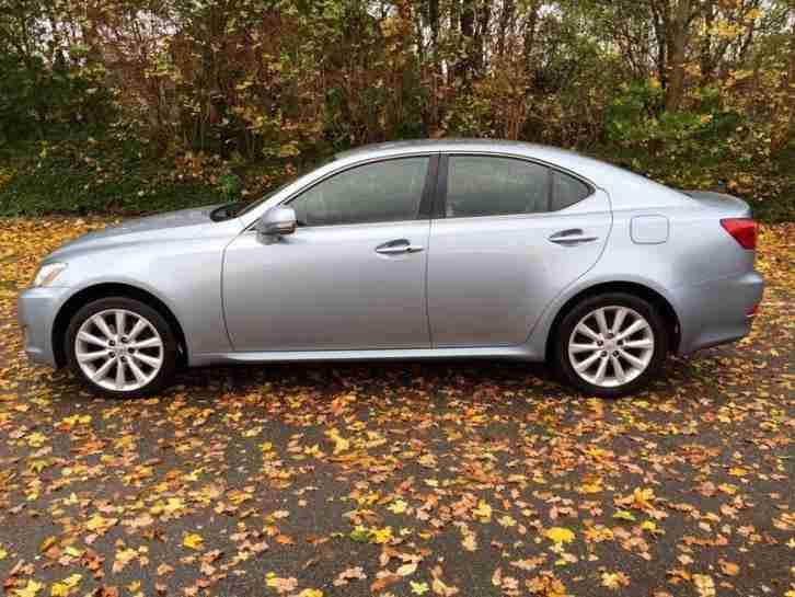 2010 Lexus IS 220D Se-i