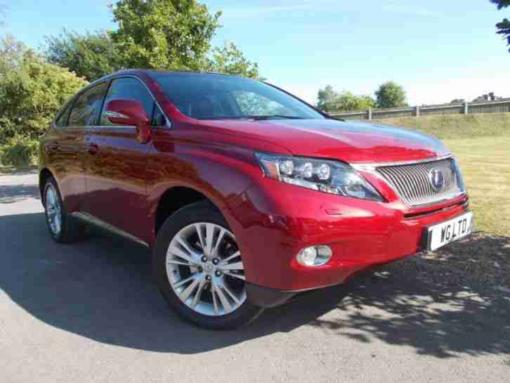 Smart Car For Sale Kent >> Lexus 2010 RX 450h 3.5 SE L 5dr CVT Auto 5 door Estate. car for sale