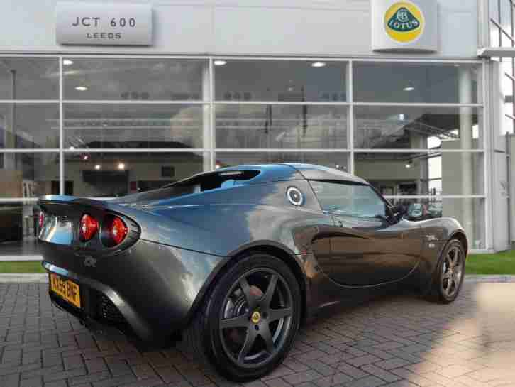 2010 Lotus Elise Elise S 2dr [134] Manual Convertible