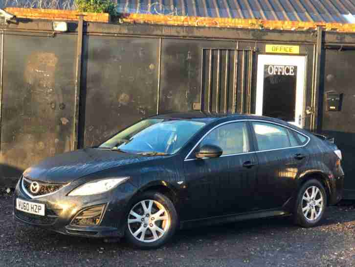 * 2010 MAZDA 6 2.2 DIESEL + 12 MONTHS MOT + 2 KEYS + ELECTRIC WINDOWS *