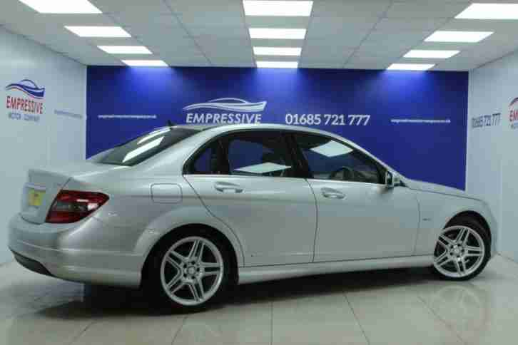 2010 MERCEDES-BENZ C CLASS 2.1 C250 CDI BLUEEFFICIENCY SPORT 4D AUTO 204 BHP DIE