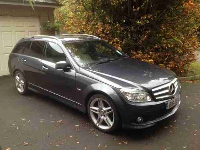 Mercedes benz 2010 c250 blueefi cy sport cdi grey car for for 2010 mercedes benz c250