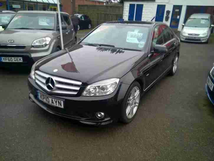 2010 mercedes c class c200 cdi blueefficiency sport car for sale. Black Bedroom Furniture Sets. Home Design Ideas